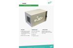 AirBench - Model MF 600 - Atmospheric Air Cleaner - Brochure