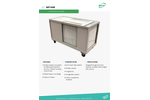 AirBench - Model MF 1400 - Atmospheric Air Cleaner - Brochure