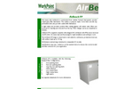 AirBench - Model FP - Heavy Duty Downdraught Bench - Brochure
