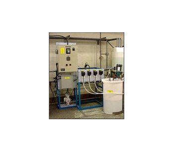 Aqualogic - Automatic Batch Wastewater Treatment System