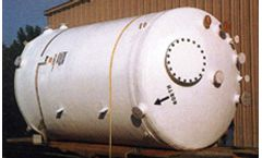 Vanaire - Fiberglass Tanks