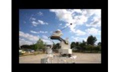 SunTracker 2000 Geonica (SEMS) - Video