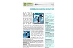 Geonica - Model 05103 - Wind Monitor - Brochure