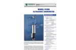 Geonice - Model 81000 - Ultrasonic Anemometer - Brochure