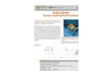Geonica - Model GEO-NIP - Normal Incidence Pyrheliometer - Brochure