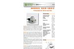 Geonica - Model GEO-IR02 - Pyrgeometer With Heating - Brochure