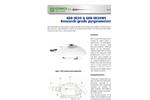 Geonic - Model GEO-IR20 & GEO-IR20WS - Research-grade Pyrgeometers - Brochure
