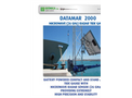 Geonica - Model DataMar-2000C - Radar Tide Gauge - Brochure