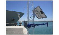 Geonica - Model DataMar-2000C - Radar Tide Gauge