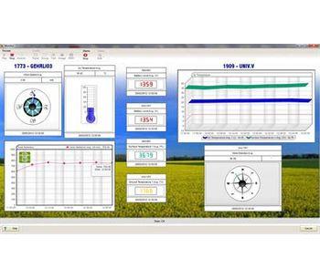 Geonica - Version DATAGRAPH-W4K - Programming & Data Management Software