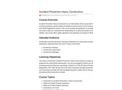 Accident Prevention Heavy Construction Online Course - Datasheet