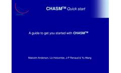 Quick Start Guide Brochure