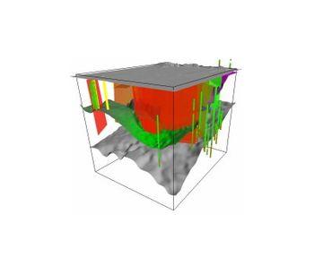 TerraMath - 3D Geological Modelling Software
