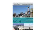 SCR deNOx for Stationary Engines