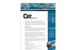 CRT® Continuously Regenerating Technology Data Sheet (PDF 139 KB)