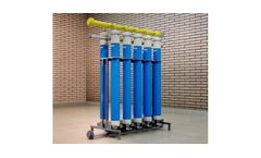 Micronet - Model MPF - Sturdy Pressure Filter and Rugged Filtration System