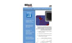 Element Energy Dispersive Spectroscopy System (EDS) Brochure
