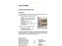Power Management Unit (PMU) Datasheet