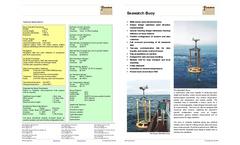 SEAWATCH Wave Multi-Sensor Data Buoy Brochure