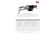 NEO Monitors LaserGas - Model III SP - Single Path Analyser for Oxygen Brochure