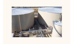 Tank insulation solutions for asphalt / petroleum sector