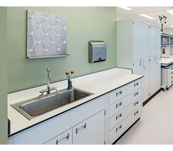 A-T-Villa - Traditional Basic Fixed Laboratory Casework