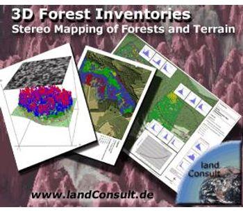 3D Forest and Landscape Modelling-1