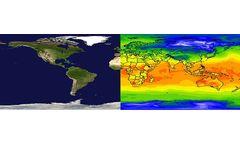 Laser based remote sensing instruments for numerical modeling applications