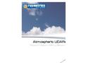 Raymetrics - Customized Vertical LIDARs - Brochure