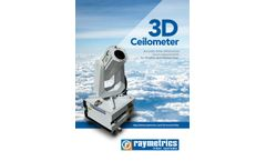 3D Ceilometer - Accurate three-dimensional cloud measurements for Aviation and Meteorology - Brochure