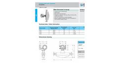 Mass Flow Meter Brochure