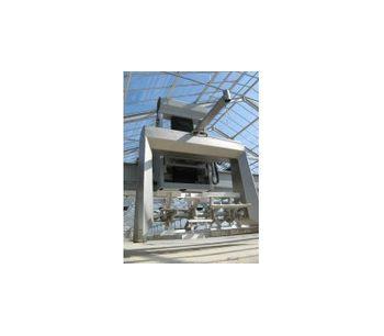 Electric Mole - Solar Drying Sewage Sludge Plant