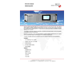 MCZ EasyCEM - Emission Gas Analyser System - Brochure