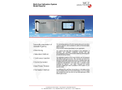 MCZ - Model EasyCal - Multi-Gas Calibration System - Datasheet