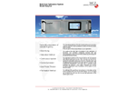 MCZ EasyCal - Multi-Gas Calibration System - Datasheet