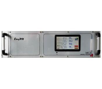 MCZ EasyPM - Dust Analyser System