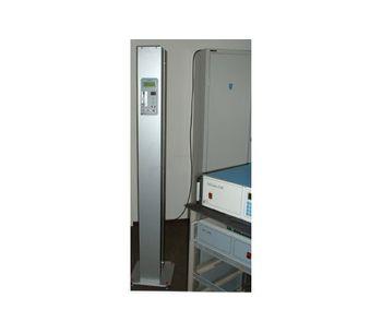 MCZ - Calibration of Ozone Measuring Gas Based on the UV-Photometric Method