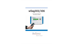wilog - Model 303/306 - Data Logger - Brochure