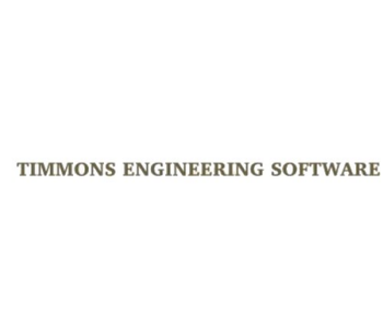 Version TESwwPro  - Timmons Engineering Software