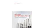 Measure & Monitoring Solutions Brochure