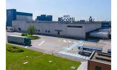Veolia Water Technologies chosen by Riso Scotti to design the new wastewater treatment plant at its facility in Pavia, Italy