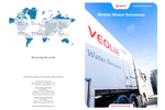 Mobile Water Services Brochure