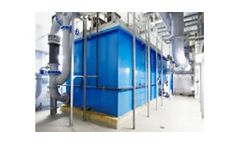 Treatment of Cooling Tower Make-Up Water & Raw Water