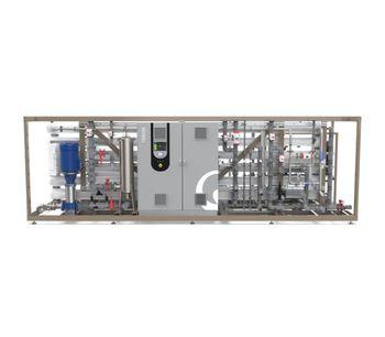 Terion - Plug & Play Integrated RO-CEDI Unit
