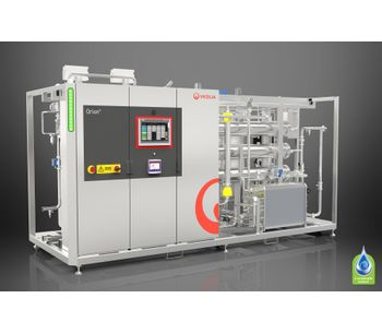 Orion - Purified Water System