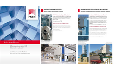 Faist - Control Centers and Control Cabins Brochure