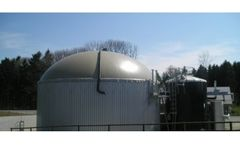Storage and cover solution for bioenergy industry