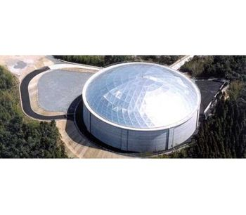CST - Custom Aluminum Dome Covers and Structures