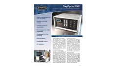 OxyCycler - Model C42 - Dynamic O2 and CO2 Subchamber Controller  Brochure