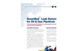 SmartBall - Leak Detection for Oil & Gas Pipelines Brochure
